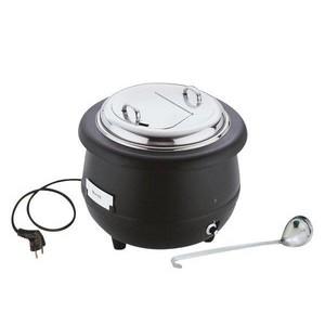 Elektrischer Suppentopf 37x40 cm 10 Liter Assheuer & Pott