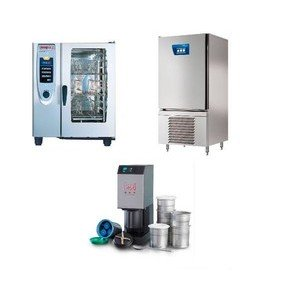 Cook & Chill Combi Garen live 13.10.2020 Rational, Pacojet, Cool Compact