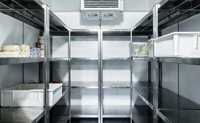 Kühlzellen für Gastronomie