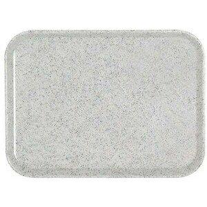 Tablett Glasfaser, granitgrau Contacto