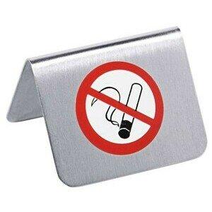 Nichtraucherschild, hochglanz Contacto