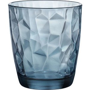 30,5 cl Whiskybecher Aqua Diamond Ocean Blue