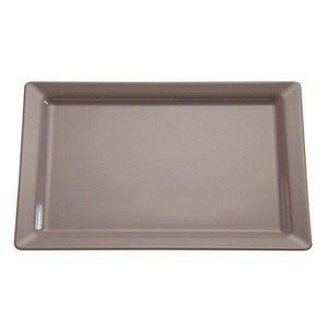 GN 1/1 Tablett Pure Color taupe 53 x 32,5 cm, H: 3 cm Assheuer & Pott