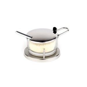 Parmesan-Dose 18/10 10,5 x 7 cm Assheuer & Pott