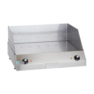 Bratplatte Elektro GL 9660v inkl. Spritzschutz GL 9660