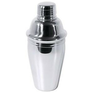 Cocktail-Shaker 0,35l Edelstahl glänzend Contacto