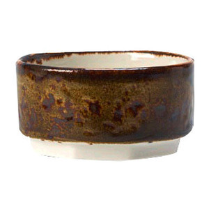 Dipschale Taster 6,5x6,5cm 1132 Craft Brown Steelite