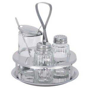 Menage Salz/Pfeffer/Senf Contacto
