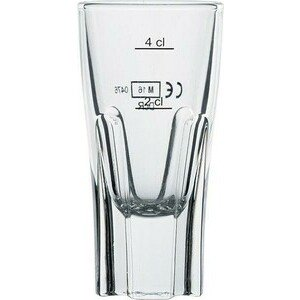Shot Glass 2+4cl /-/ Iso 40