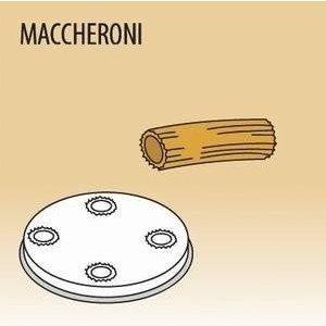 Matrize Maccheroni für Nudelmaschine 516001 Cookmax black