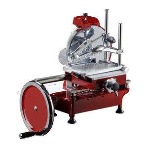 Aufschnittmaschine manuell, Messer Ø 300 60,0 x 72,0 x 74,0 Cookmax silver
