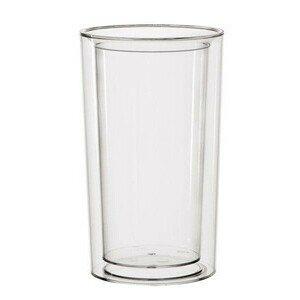 Flaschenkühler klar Pure 13,5 / 10,5 cm, H: 23 cm Assheuer & Pott