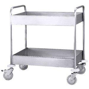 Sammelwagen für Teller Contacto