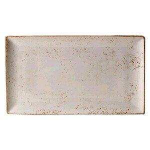 Platte rechteckig 33 x 27cm 1155 Craft White Steelite