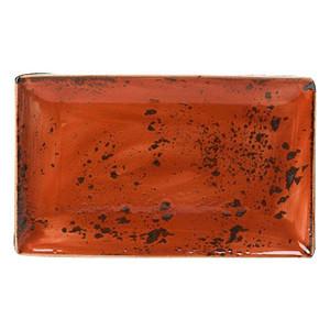 Platte rechteckig 27x16,8cm 1133 Craft Terracotta Steelite