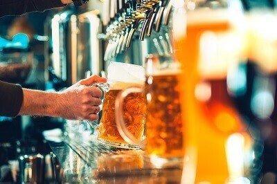 Gastro Biergläser