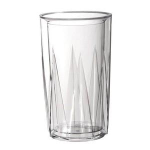 Flaschenkühler H. 23 cm Crystal doppelwandig Assheuer & Pott