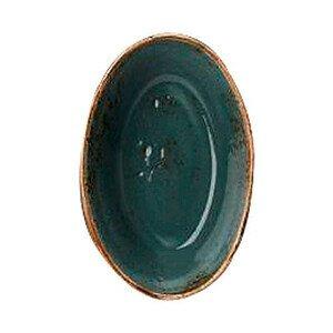 Form oval 15,75cm 1130 Craft Blue Steelite