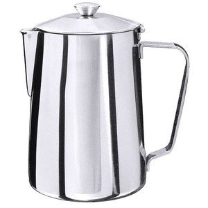 Kaffeekanne Rostfrei 0,6l mit Deckel Contacto