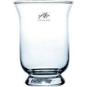 Vase Ø13,5cm H: 19cm Hurricane Glas