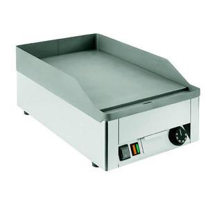 Griddle-Bratplatte Elektro Cookmax glatt 2,9KW 230V
