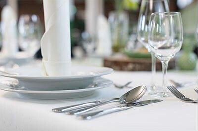 Tischwäsche für Tisch- & Gastraum