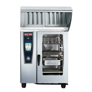 UltraVent Kondensationshaube Typ SCC WE/CM 61/101 Combi Duo Rational