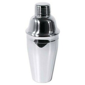 Cocktail-Shaker 0,5l Edelstahl glänzend Contacto