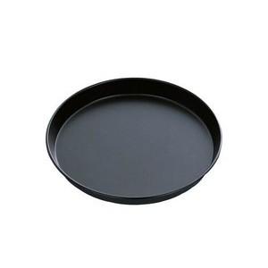 Pizzablech Ø 28 cm Cookmax black