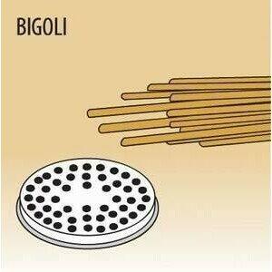Matrize Bigoli für Nudelmaschine 516002 und 516003 Cookmax black