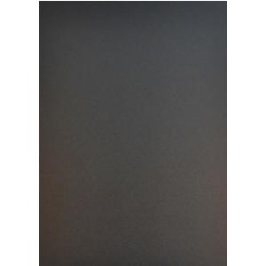 Schieferlacktafel A1 84x60 schwarz zu Alu Klappständer