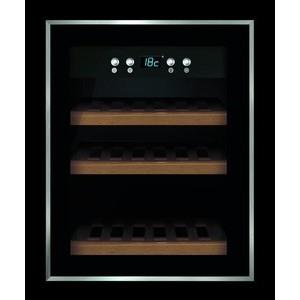 Weintemperierer, eine Zone, 12 Flaschen 230V / 0,14kW Cookmax black