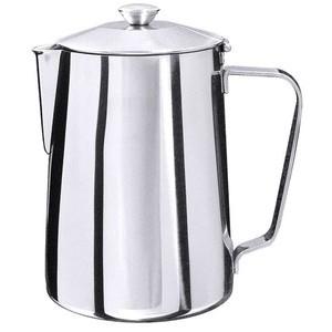 Kaffeekanne 1,5 l mit Deckel rostfrei Contacto