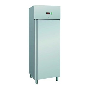 Tiefkühlschrank 400 l 68,0 x 71,0 x 201,0 230 V / 0,55 kW Cookmax orange