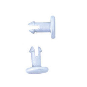 Pins für Gläserkörbe Höhe 240+340mm Cookmax silver