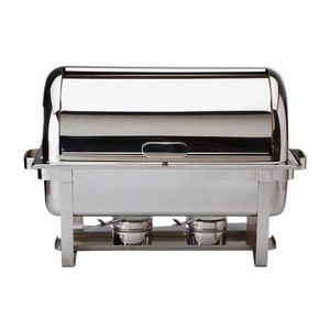 Rolltop-Chafing Dish -Maestro- 64 x 34 cm, Höhe 46 cm Assheuer & Pott