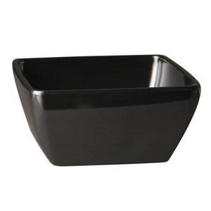 Schale 12,5x12,5cm schwarz Pure Melamin Assheuer & Pott