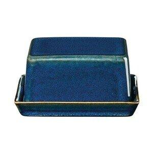 Butterdose 11x8,5cm H.6cm Saisons midnight blue ASA
