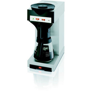 Kaffeemaschine by Melitta 170 M m. Glaskanne 1,8ltr. Cookmax black