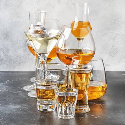 Gastronomie Glaswaren