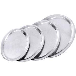 Serviertablett oval 18/10 20 X 14,5 X 1 cm Contacto