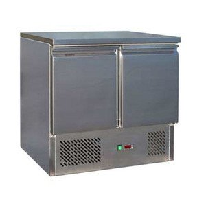 Kühltisch VIVA S 901 s/s TOP 2 Türen 900 x 700 x 850 mm Saro