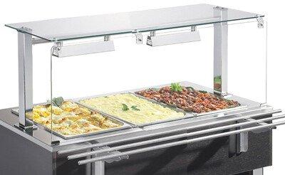 Speisenausgabewagen vereinfachen den täglichen Küchenbetrieb