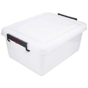 Transportbehälter 40 l weiß Contacto