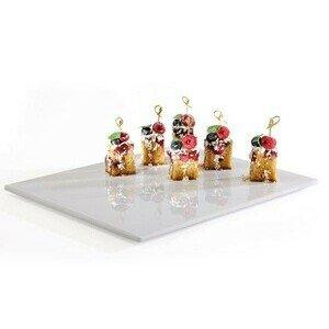 GN 1/1 Tablett Zero weiss 53 x 32,5 cm, H: 1,5 cm Assheuer & Pott