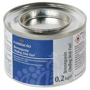 Brennpaste, Inhalt: 200 g Contacto