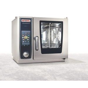 Selfcooking Center XS 6 2/3 3NAC400 V50/60Hz Linksanschlag Rational