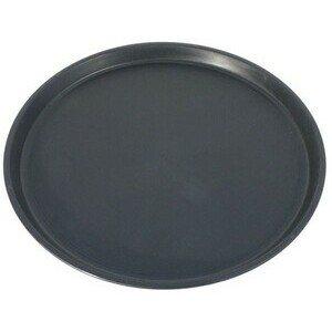 Tablett, rund 35 cm, schwarz Contacto