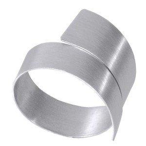 3,5cm Serviettenring 18/10 matt poliert Contacto