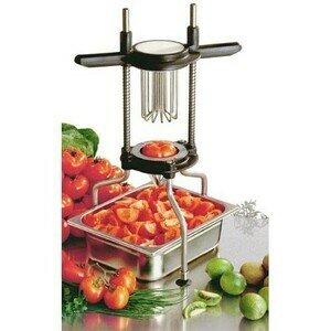 Eckenteiler für Tomaten und Früchte Kronen